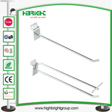 Supmarket Chromed Slatwall Hook in Same Line